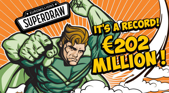 Euromillions Jackpot Record